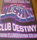 Club Destiny Pack